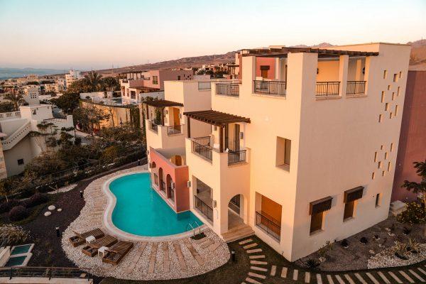 Une participation pour 2 nuits d'hôtel à Aqaba