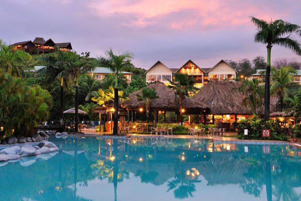 Outrigger Fidji Beach Resort