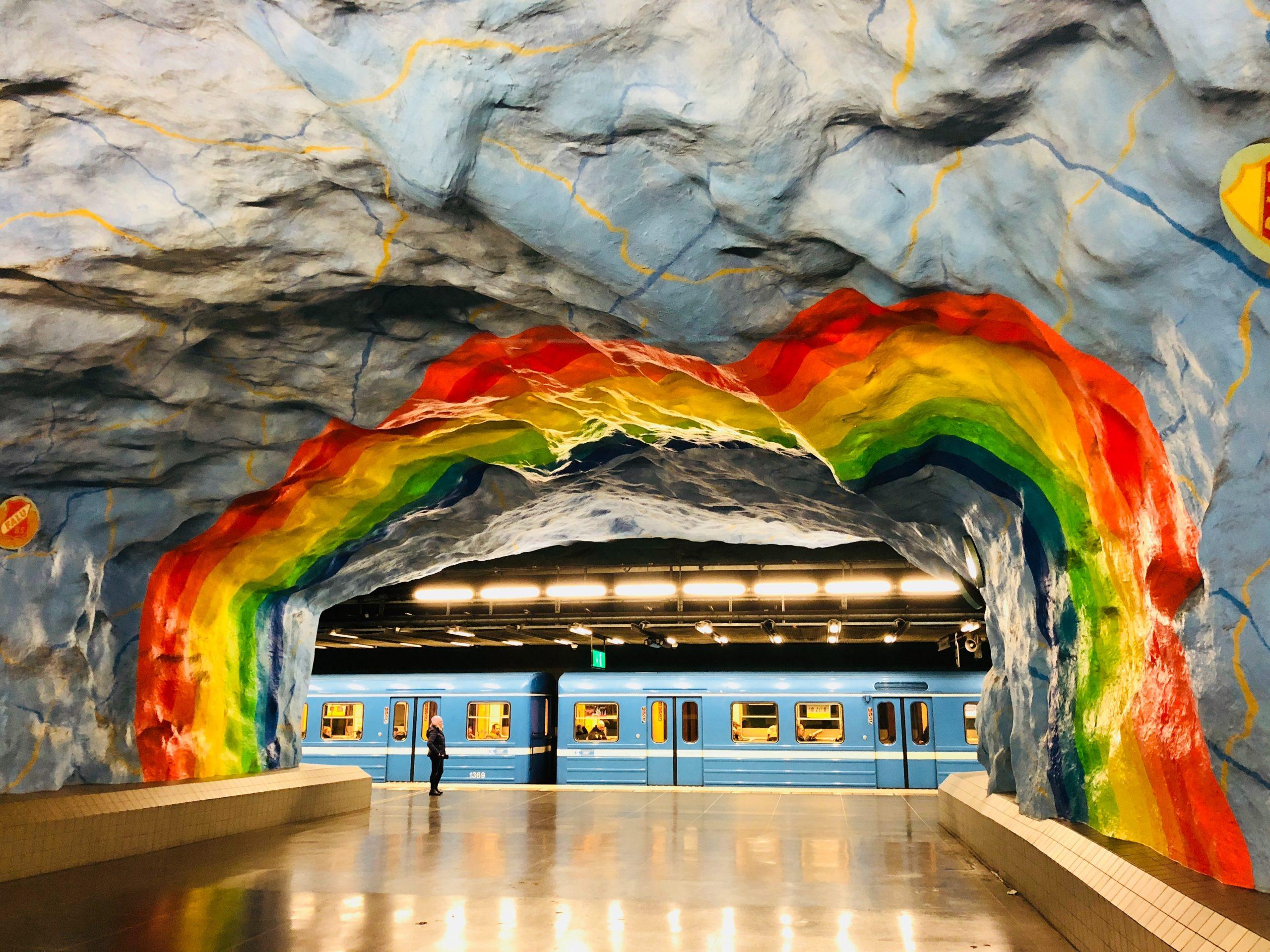station de métro Stockholm
