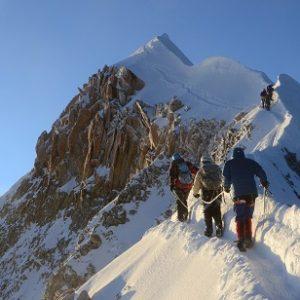 l'ascension du Huayna Potosi en 2 jours