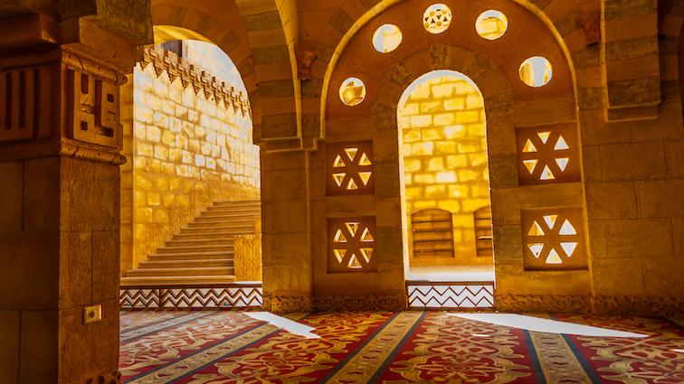 temple égypte