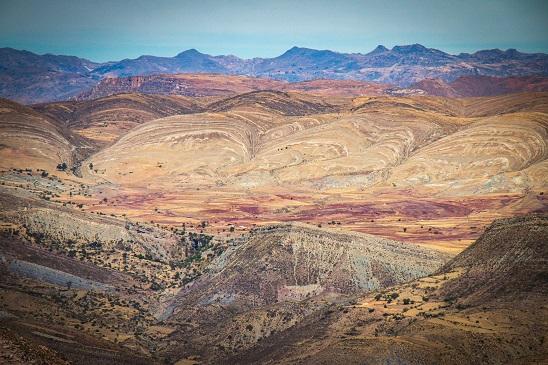 cratère maragua en bolivie