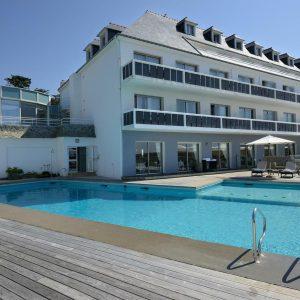 hotel avec piscine castel clara