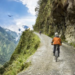 route de la mort bolivie
