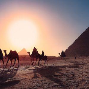 pyramide en égypte