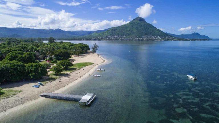 vue aérienne maradiva villas resort & spa