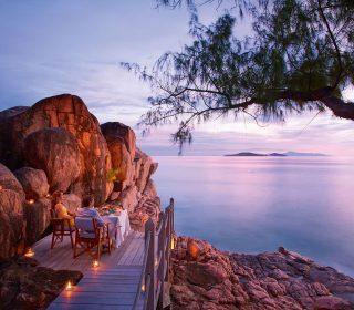 restaurant constance lemuria seychelles