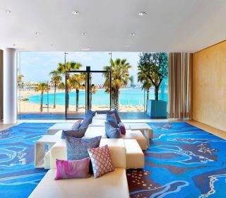 great room w barcelona hotel