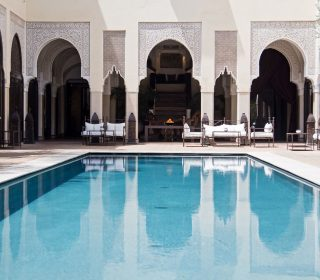 piscine la villa des orangers