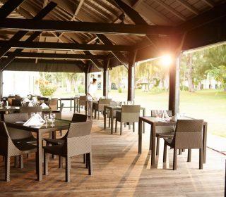 restaurant la cuisine Lux* Saint Gilles