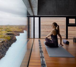 yoga retreat hotel